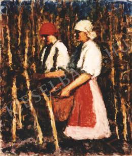 Koszta, József - Breaking the corn