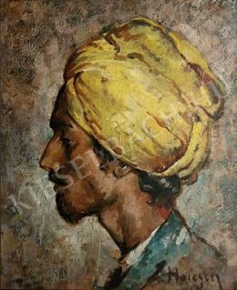 Holesch, Dénes (Denes de Holesch) - The Yellow Turban (before 1940)