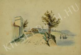 Ismeretlen művész - Őrségben (Dalmát partok) (19. század)