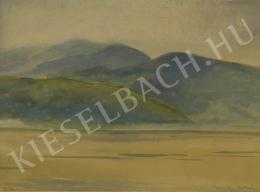 Barta István - Dunapart (Dunakanyar) (1958)