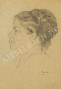 Barta István - Nagymama (1914)