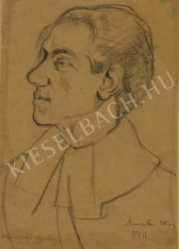 Barta István - Színész portréja (1911)