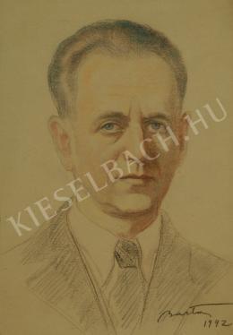 Barta István - Férfiarckép (1942)