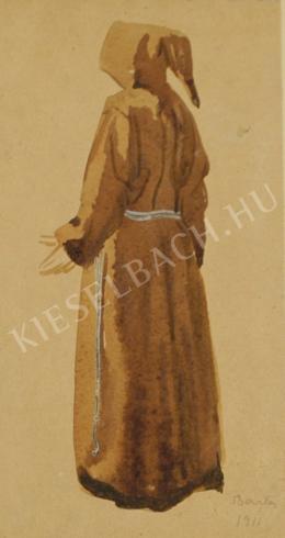 Barta István - Szerzetes (1911)