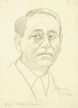 Barta István - Koppenhágai férfi (1938)