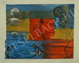 Farkas István - Vörös tengerfenék, 1928 - A 8 db együttes ára: 1 875 000 Ft