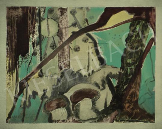 Eladó  Farkas István - Gombák (Dal), 1928 - A 8 db együttes ára: 1 875 000 Ft festménye