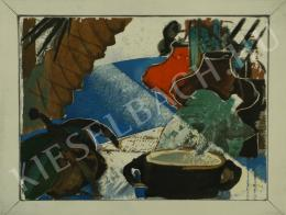 Farkas István - Ízek (Csendélet), 1929 - A 8 db együttes ára: 1 875 000 Ft