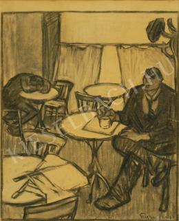Egry, József - Café