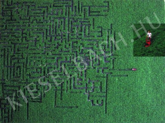 Karácsonyi, László - Unofficial Labyrinth | Auction of Contemporary Art, Bátor Tábor Foundation auction / 3 Item