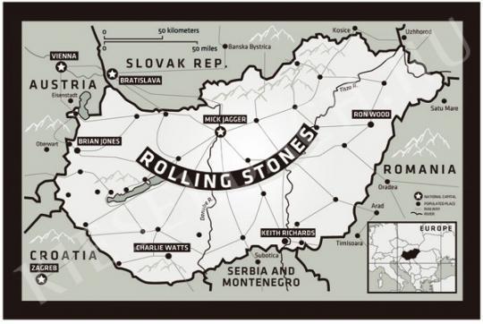 Gerhes, Gábor - The Rock and Roll Country | Auction of Contemporary Art, Bátor Tábor Foundation auction / 4 Item