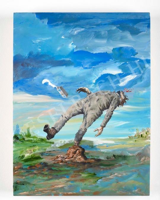 Djordje Ozbolt - Sudden Death | Auction of Contemporary Art, Bátor Tábor Foundation auction / 14 Item