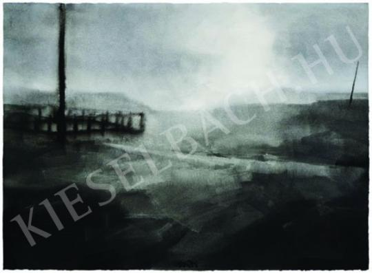 Szüts, Miklós - Field in Backlight | Auction of Contemporary Art, Bátor Tábor Foundation auction / 17 Item