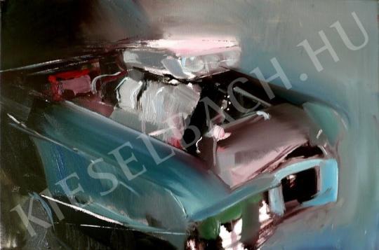 Imre Debreczeni - Pontiac Firebird 1969 | Auction of Contemporary Art, Bátor Tábor Foundation auction / 23 Item
