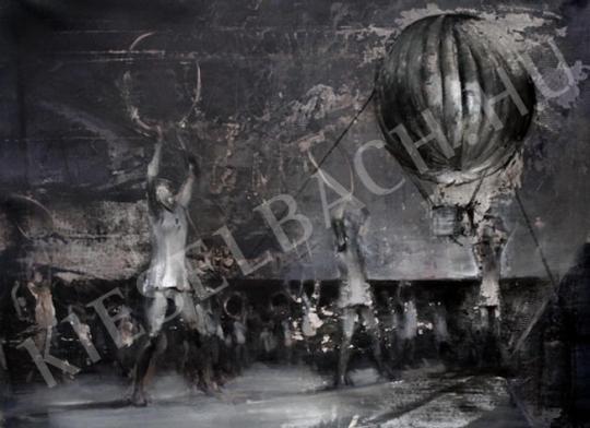 Zsolt Bodoni - The Dance   Auction of Contemporary Art, Bátor Tábor Foundation auction / 24 Item