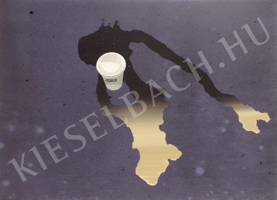Batykó, Róbert - Fountain | Auction of Contemporary Art, Bátor Tábor Foundation auction / 31 Item