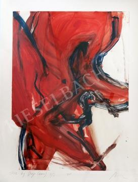 Ackermann, Rita - Fire by Days | Auction of Contemporary Art, Bátor Tábor Foundation auction / 36 Item