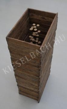 Tóth Veronika - Kaptár III. | 8. Bátor Tábor Kortárs Művészeti Aukció aukció / 39 tétel