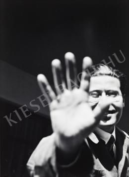 Moholy-Nagy, László - Self-portrait