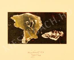 Bálint Endre - Lépő maszk (1969)