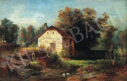 Molnár, József - Mill by the brook