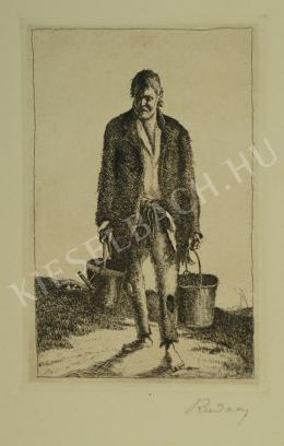 Rudnay Gyula - Vízhordó (1923)