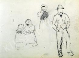 Nyilasy Sándor - Alaktanulmányok (1910 körül)