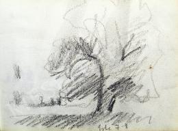 Nyilasy Sándor - Este a Boszorkányszigeten (1910 körül)