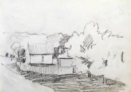 Nyilasy Sándor - A tiszai fekete föld (1910 körül)