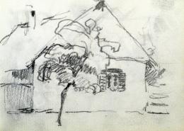 Nyilasy Sándor - Tápéi ház (1910 körül)