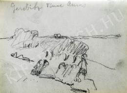 Nyilasy Sándor - Udvarlás a Tisza-parton (Vince Annus) (1910 körül)