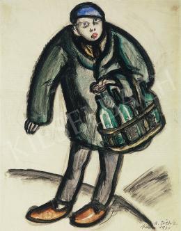 A. Tóth Sándor - Italárus, Párizs, 1930