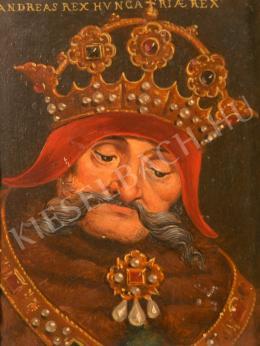 Túry Gyula - III. András király (1880-as évek)