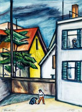 A. Tóth, Sándor - Amongst Houses | 41th Auction auction / 19 Item