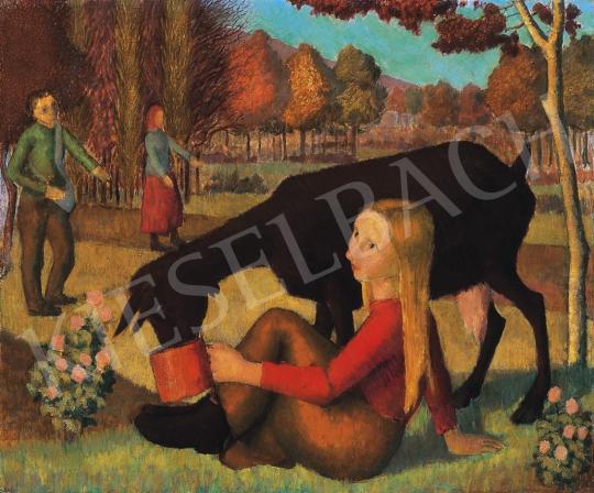 Hegedűs Endre - Ősz   17. Aukció aukció / 101 tétel