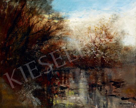 Mednyánszky, László - By the River | 41th Auction auction / 40 Item