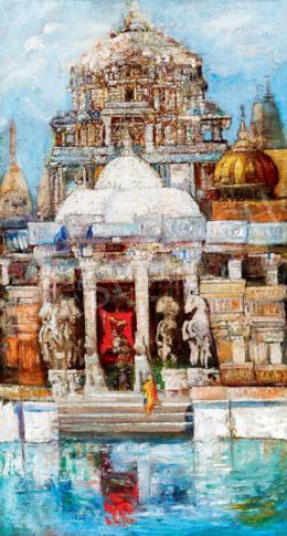Tornai Gyula - India
