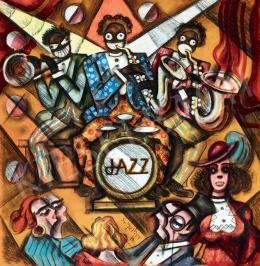 Scheiber, Hugó - Cabaret (Jazz Band)