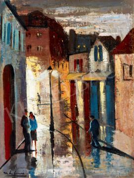 Corini Margit - Párizs   41. Aukció aukció / 50 tétel