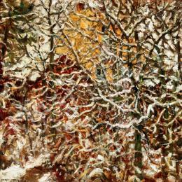 Perlmutter Izsák - Havas kerti fák