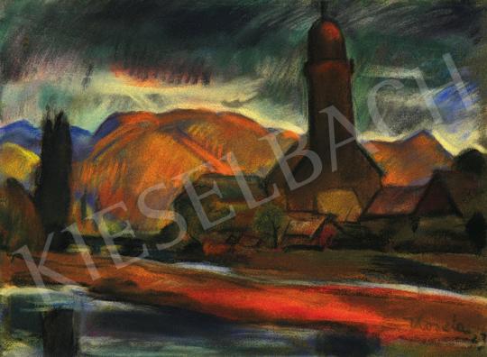 Korda Vince - Nagybánya | 41. Aukció aukció / 149 tétel