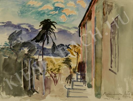 Bornemisza, Géza - Mediterranian Atmosphere painting