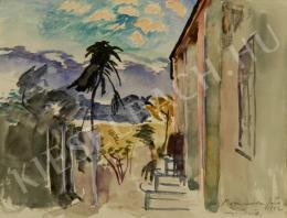 Bornemisza Géza - Mediterrán hangulat (1922)