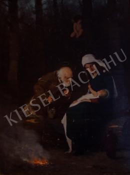 Komáromi-Kacz Endre - A gyermek Jézus
