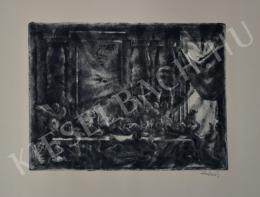 Aba-Novák Vilmos - Lakoma (Mene, tekel, ufarsin) (1925)
