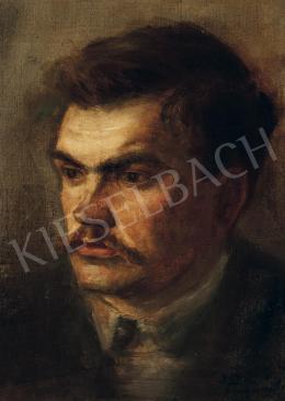 Mednyánszky László - Férfi