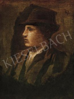 Mednyánszky, László - Boy with a Hat