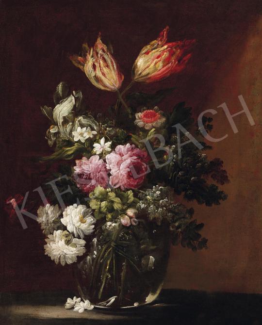 Ismeretlen festő - Virágcsendélet | 42. Aukció aukció / 58. tétel
