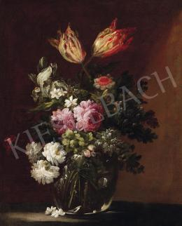Unknown painter - Still-life of Flowers