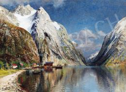 Kaufmann, Karl - Északi táj (Fjord)